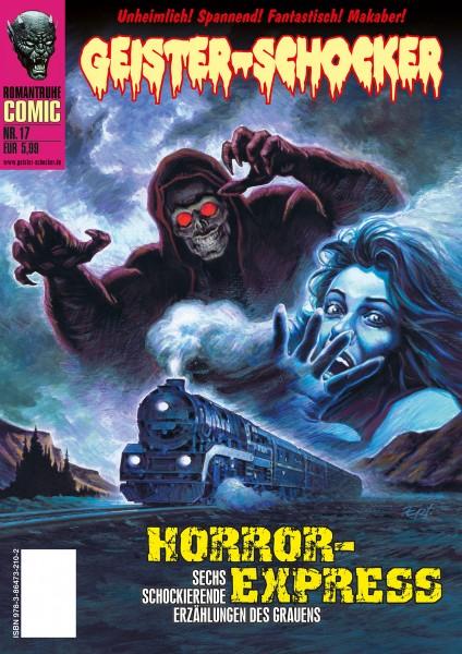 Geister-Schocker-Comic 17: Horror-Express