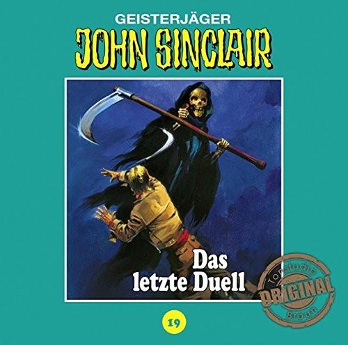 John Sinclair Tonstudio-Braun CD 19: Das letzte Duell (3. Teil von 3)
