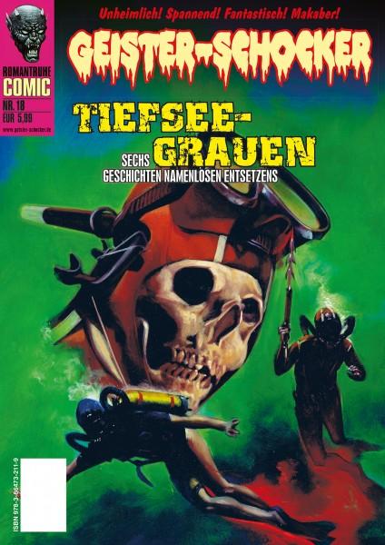 Geister-Schocker-Comic 18: Tiefsee-Grauen