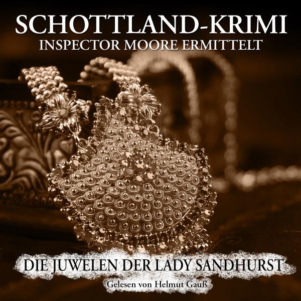 MP3-DOWNLOAD Inspector Moore ermittelt 6: Die Juwelen der Lady Sandhurst