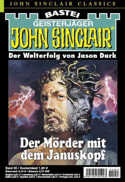 John Sinclair Classics 55: Der Mörder mit dem Januskopf