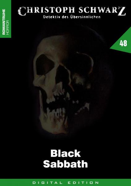 E-Book Christoph Schwarz 48: Black Sabbath