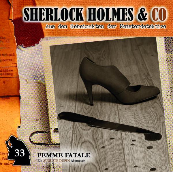 Sherlock Holmes und Co. CD 33: Femme Fatale