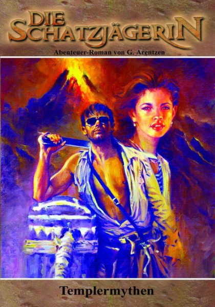 E-Book Die Schatzjägerin 33: Templermythen
