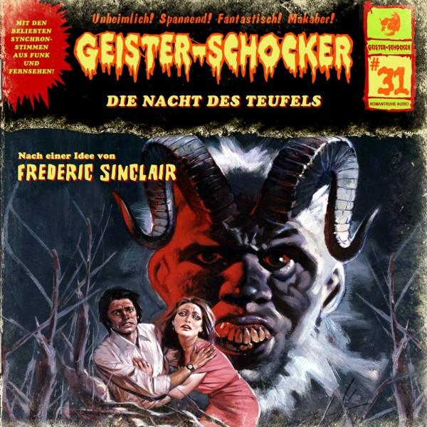 MP3-DOWNLOAD Geister-Schocker 31: Die Nacht des Teufels