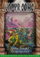 E-Book Vampir Gothic 39: Rache aus der Vergangenheit