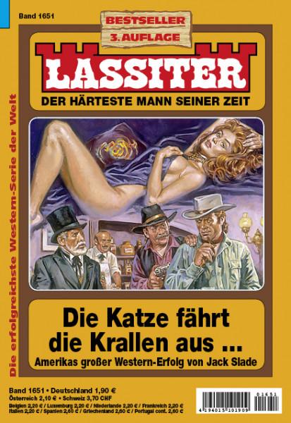 Lassiter 3. Auflage 1651: Die Katze fährt die Krallen aus
