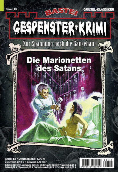 Gespenster-Krimi 13: Die Marionetten des Satans