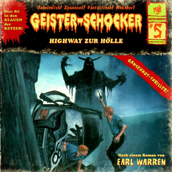 Geister-Schocker CD 05: Highway zur Hölle