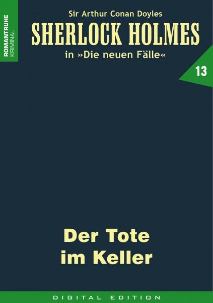 E-Book Sherlock Holmes 13: Der Tote im Keller