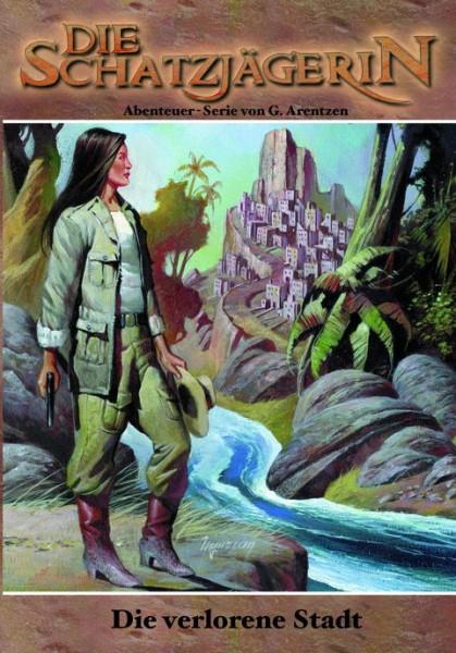 E-Book Die Schatzjägerin 04: Die verlorene Stadt