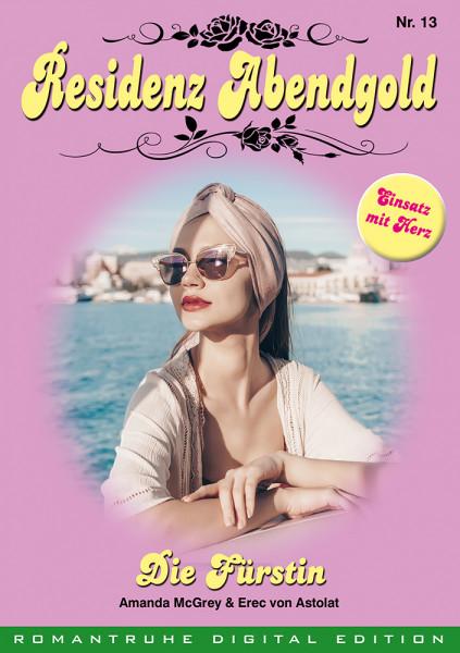E-Book Residenz Abendgold 13: Die Fürstin