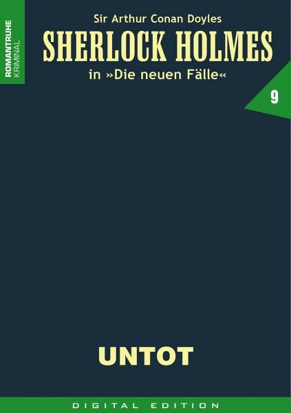 E-Book Sherlock Holmes 09: Untot