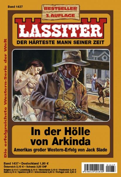 Lassiter 3. Auflage: Abo - jährliche Zahlung (52 Hefte/Jahr)