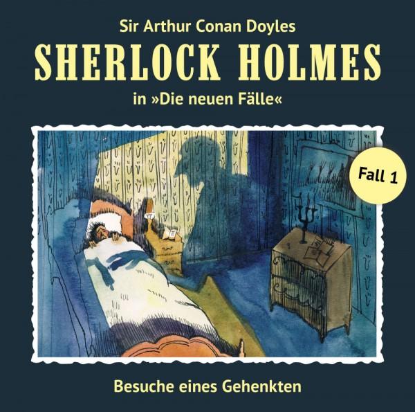 MP3-DOWNLOAD Sherlock Holmes-Neue Fälle 01: Besuche eines Gehenkten