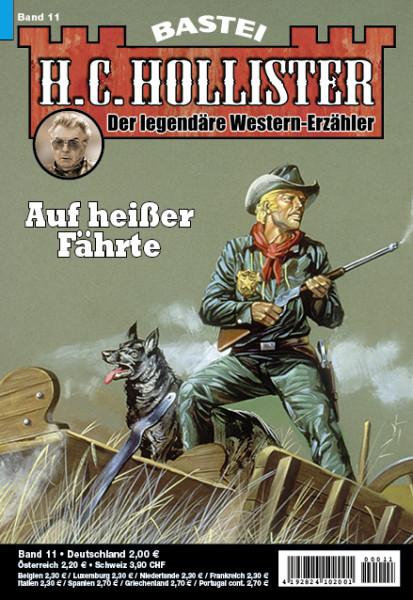 H.C. Hollister 11: Auf heißer Fährte