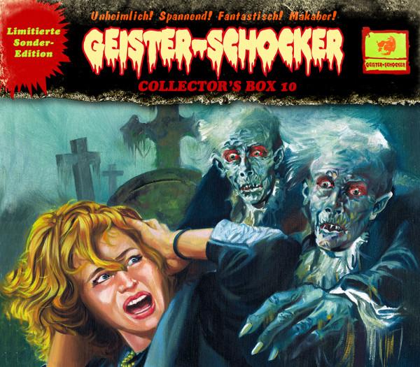 Geister-Schocker Collectors Box 10: (Folgen 26-28)