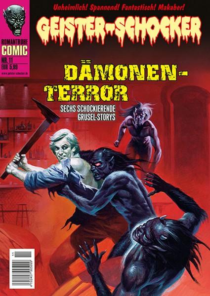 Geister-Schocker-Comic 11: Dämonen-Terror