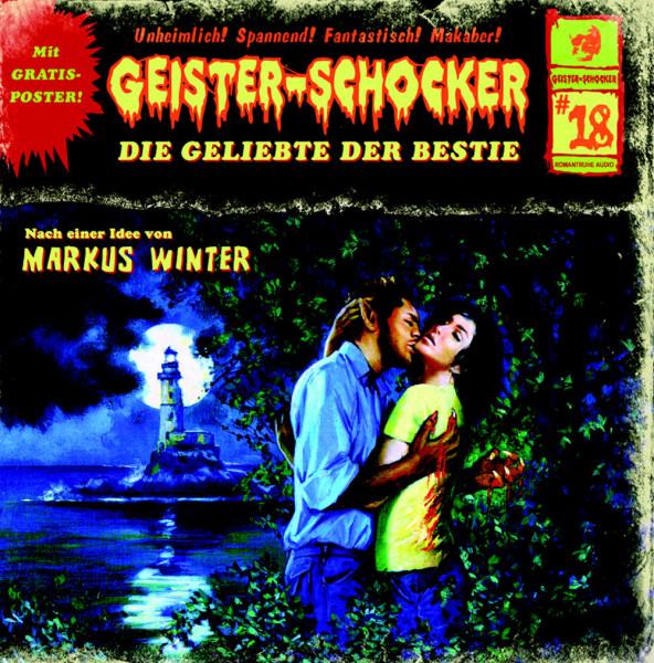 Geister-Schocker CD 18: Die Geliebte der Bestie