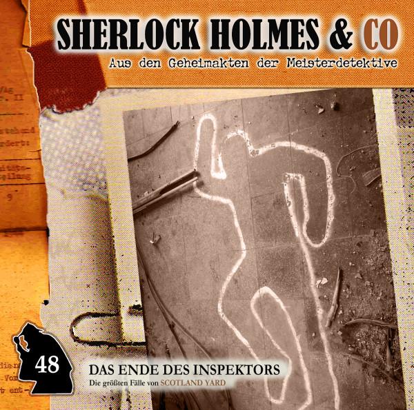 Sherlock Holmes und Co. CD 48: Das Ende des Inspektors