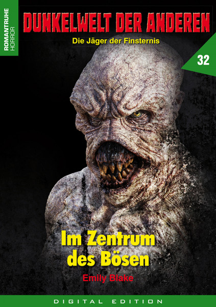 E-Book Dunkelwelt der Anderen 32: Im Zentrum des Bösen