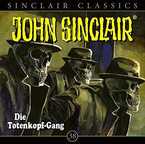 John Sinclair Classics CD 38: Die Totenkopf-Gang