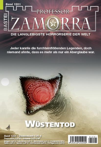 Professor Zamorra 1201: Wüstentod (1. Teil)