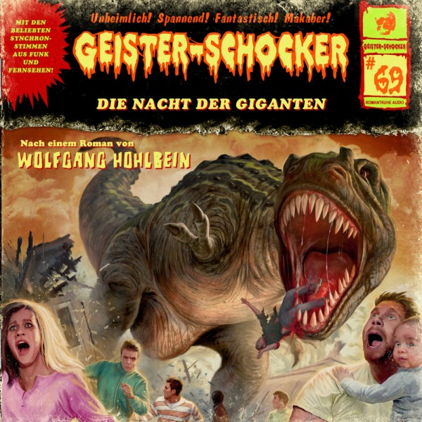 MP3-DOWNLOAD Geister-Schocker 69: Die Nacht der Giganten