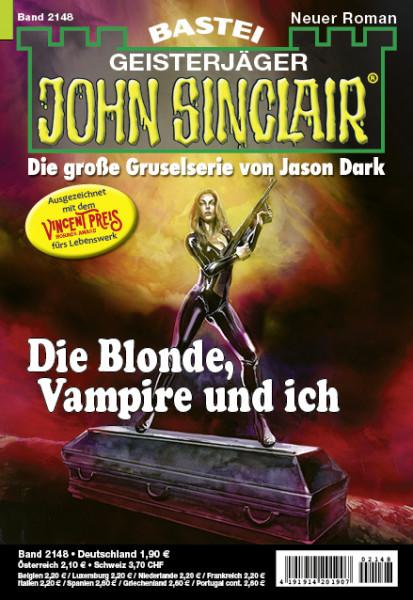 John Sinclair 2148: Die Blonde, Vampire und ich