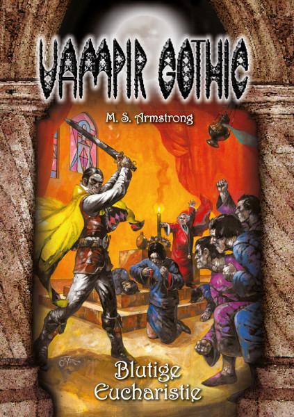 Vampir Gothic Paperback 8: Blutige Eucharistie