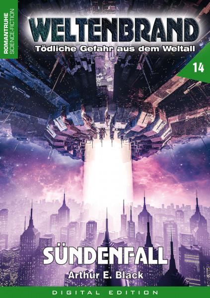 E-Book Weltenbrand 14: Sündenfall