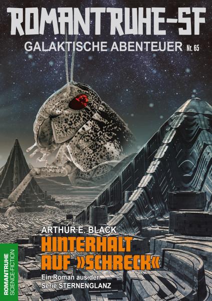"""Romantruhe-SF 65: Hinterhalt auf """"Schreck"""""""