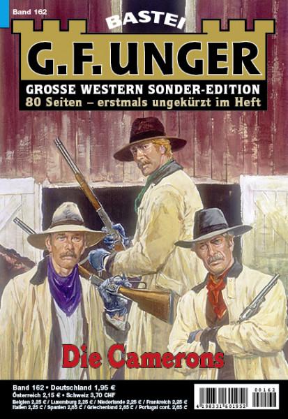G. F. Unger-Sonder-Edition 162: Die Camerons