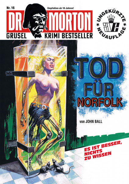 Ebook Dr. Morton 16: Tod für Norfolk