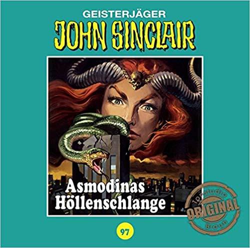 John Sinclair Tonstudio-Braun CD 97: Asmodinas Höllenschlange