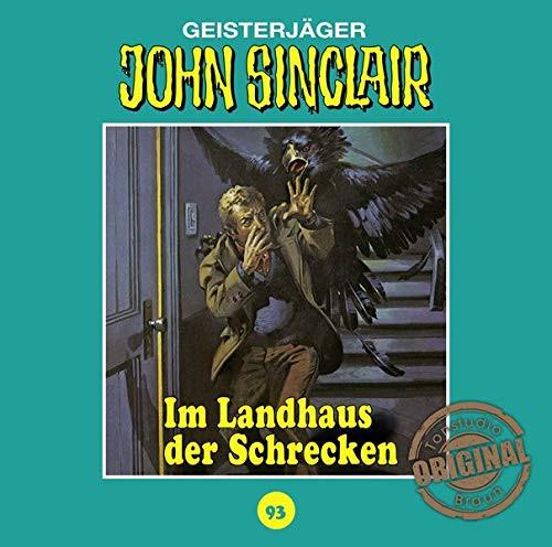John Sinclair Tonstudio-Braun CD 93: Im Landhaus der Schrecken