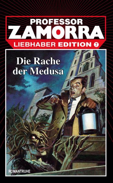 Zamorra Liebhaberedition 07: Die Rache der Medusa