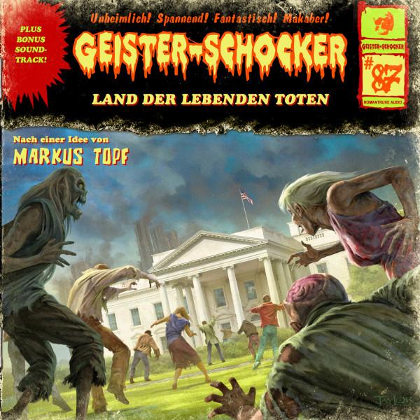Geister-Schocker CD 87: Land der lebenden Toten