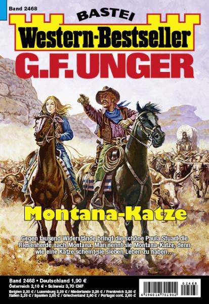 Western-Bestseller 2468: Montana-Katze