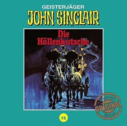 John Sinclair Tonstudio-Braun CD 15: Die Höllenkutsche (Teil 1 von 2)