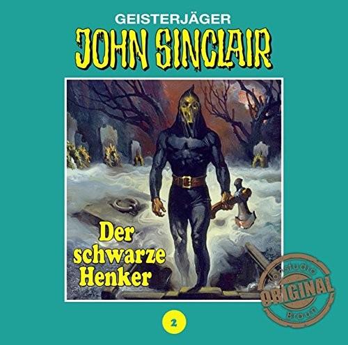 John Sinclair Tonstudio-Braun CD 02: Der schwarze Henker
