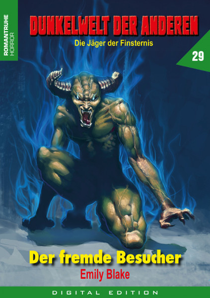 E-Book Dunkelwelt der Anderen 29: Der fremde Besucher