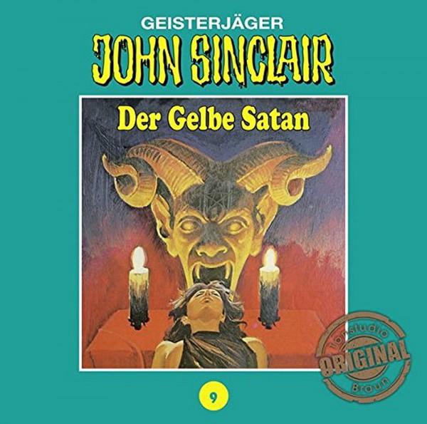 John Sinclair Tonstudio-Braun CD 09: Der Gelbe Satan (Teil 1 von 2)
