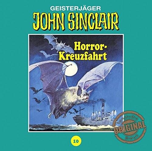 John Sinclair Tonstudio-Braun CD 10: Horror-Kreuzfahrt (Teil 2 von 2)
