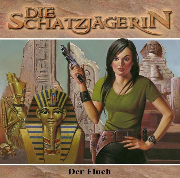 MP3-DOWNLOAD Die Schatzjägerin-Hörspiel 1: Der Fluch