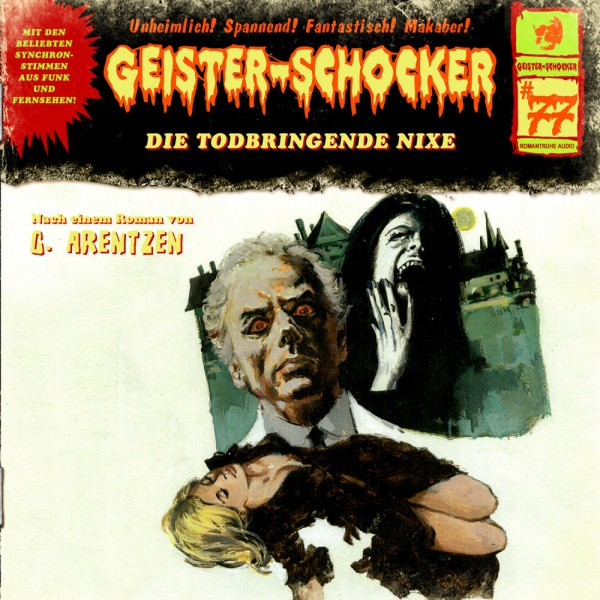 Geister-Schocker CD 77: Die todbringende Hexe