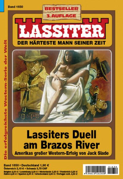 Lassiter 3. Auflage 1650: Lassiters Duell am Brazos River