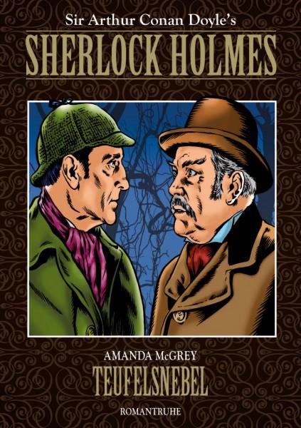 Sherlock Holmes - Die Neuen Fälle - Buch 09: Teufelsnebel