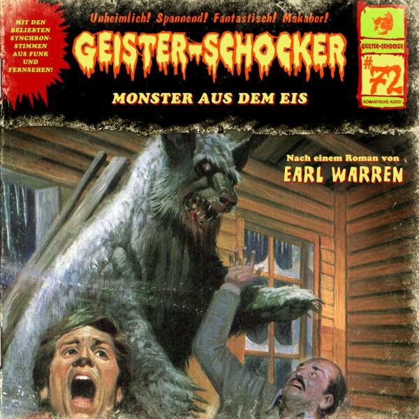 Geister-Schocker CD 72: Monster aus dem Eis