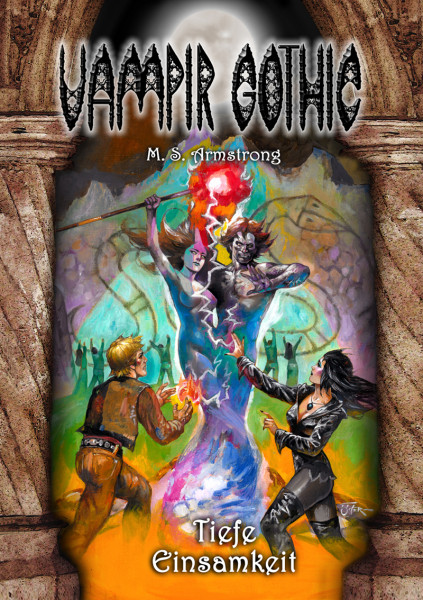 Vampir Gothic Paperback 3: Tiefe Einsamkeit